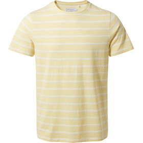 Craghoppers Sten Shortsleeved Shirt Men papyrus stripe